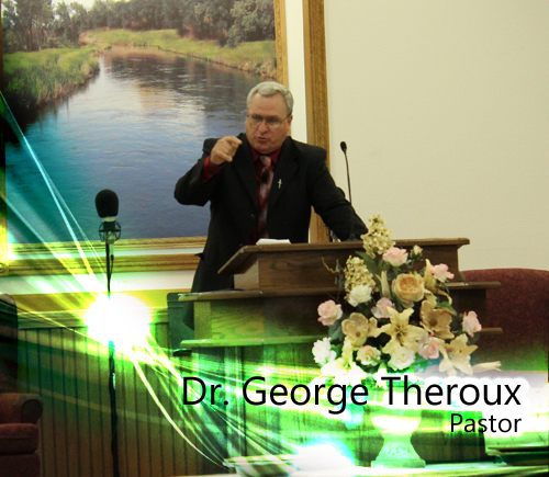 dr george theroux, pastor